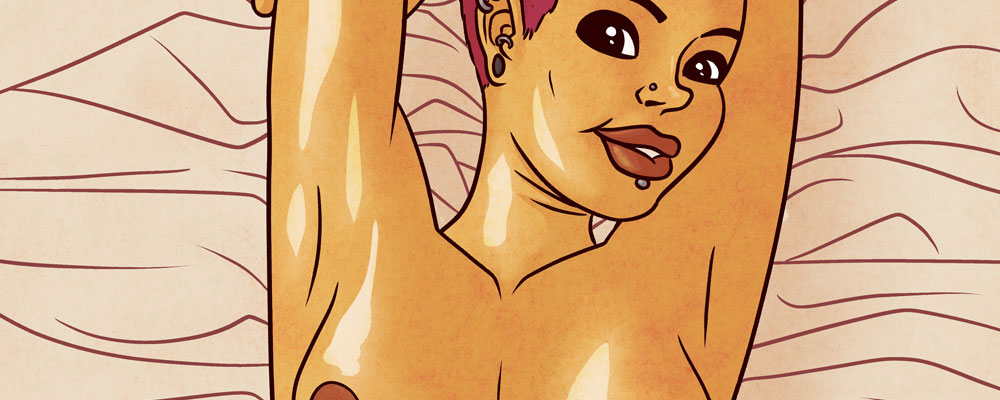 Support me on Patreon for exclusive smutty pin-ups, comics and illustrations