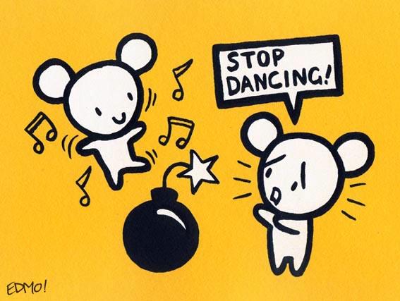Stop Dancing