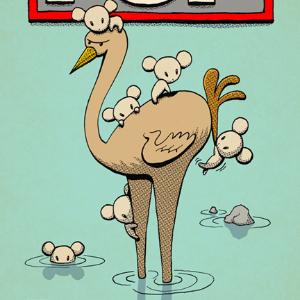 Illustration, Eddie Monotone, cartoon, New Zealand, pop art, Carrboro, North Carolina, art exhibition, gallery