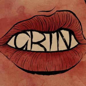Grin comic cover square